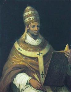 Pope John XXII: Lover of tall hats, hater of harmony.